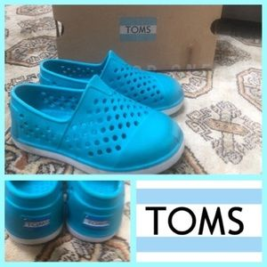 Toddler Toms Rompers